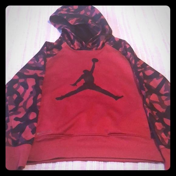 Boys Nike air Jordan hoody